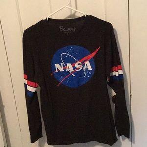 Bowery NASA l/s shirt